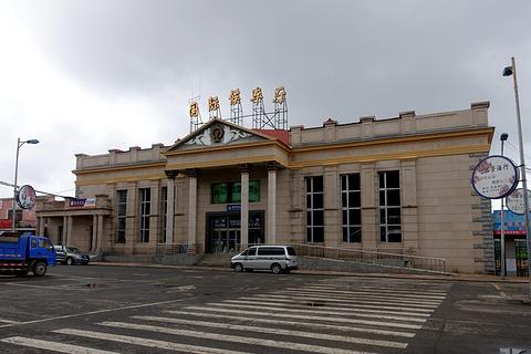 绥芬河站停车场地址,