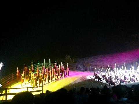 《印象•武隆》旅游景点图片