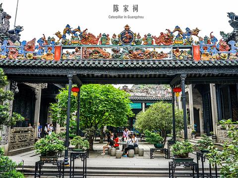 陈家祠旅游景点图片