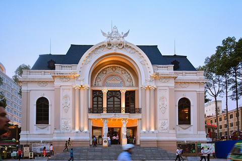 胡志明市立歌剧院