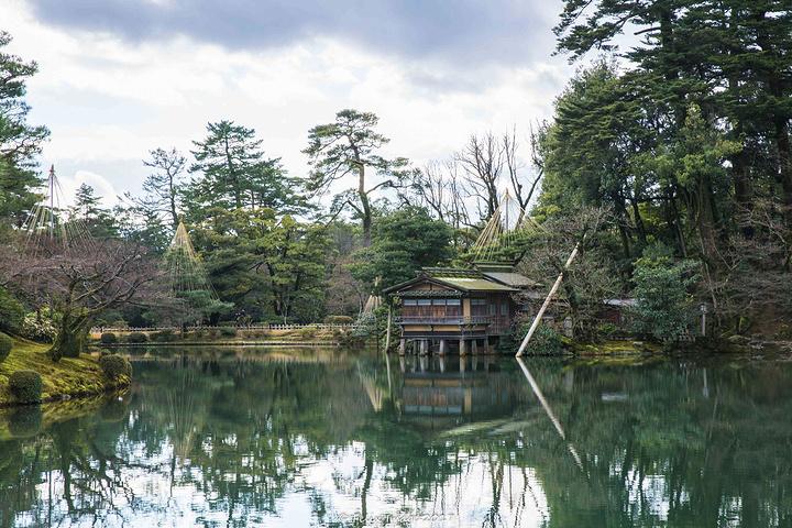 """""""兼六园不但是在金泽,在日本也是超级大名园..._兼六园""""的评论图片"""