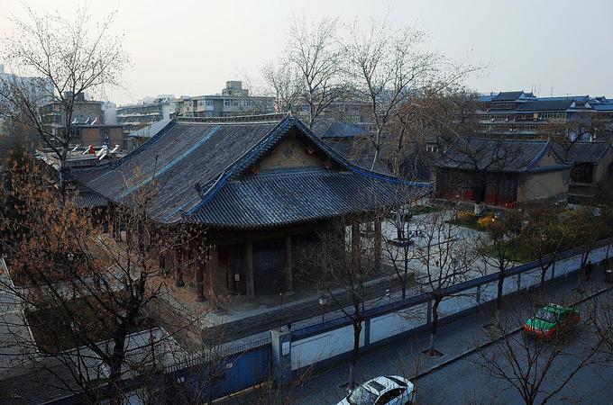 东岳庙图片