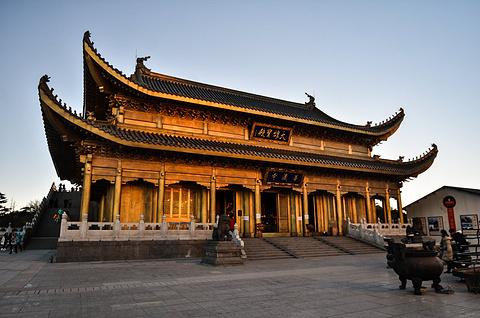 华藏寺旅游景点攻略图