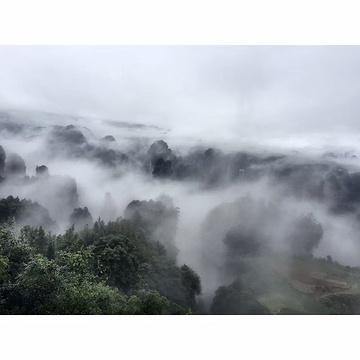 空中田园旅游景点攻略图