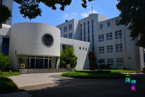 同济大学旅游景点攻略图