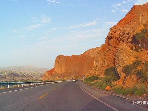 库车大峡谷旅游景点图片