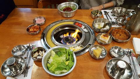 姜虎东烤肉旅游景点攻略图