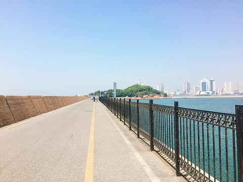 小青岛旅游景点攻略图