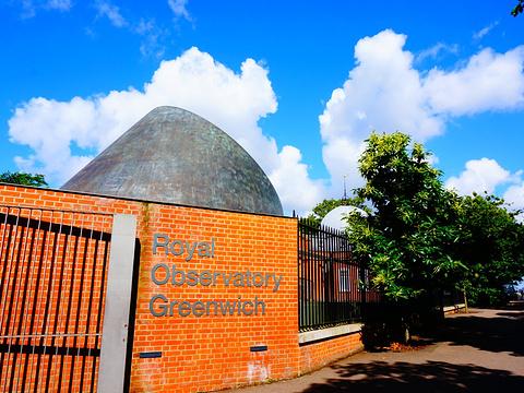 格林威治皇家天文台旅游景点图片