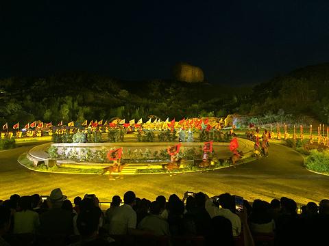 《鼎盛王朝·康熙大典》实景演出