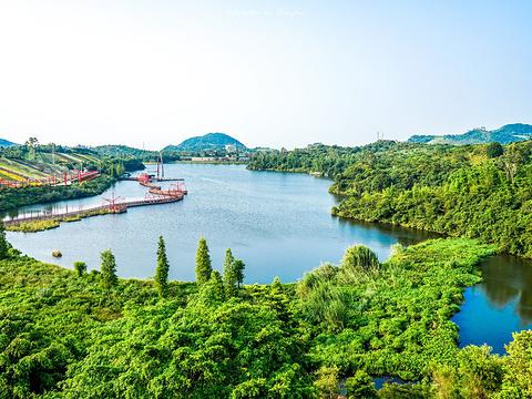 茶溪谷茵特拉根小镇旅游景点图片