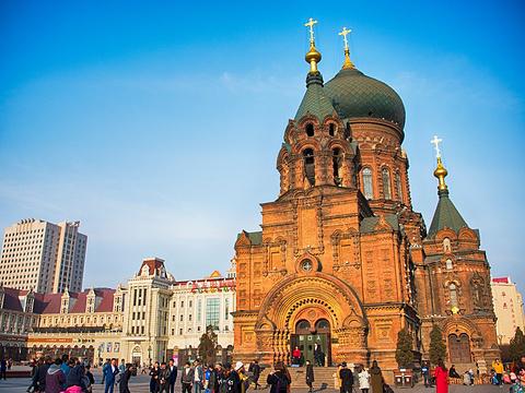 圣索菲亚大教堂旅游景点图片