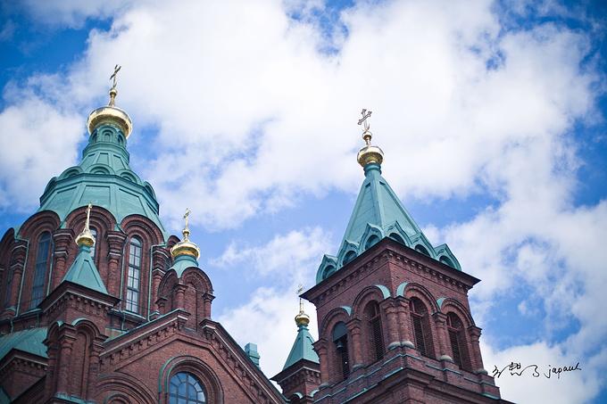 乌斯别斯基东正大教堂图片
