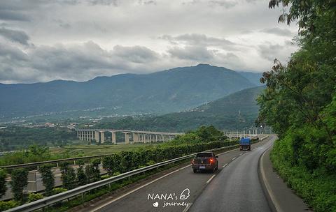 怒江大桥旅游景点攻略图