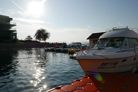 千岛湖中心湖旅游景点攻略图