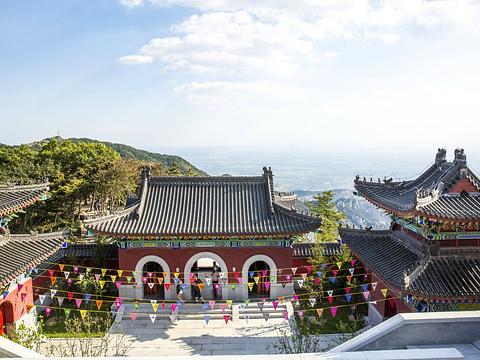 沂蒙山银座天蒙旅游区旅游景点图片