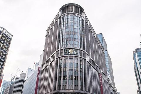 日本桥三越本店旅游景点攻略图