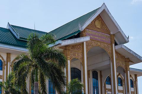 老挝国家博物馆的图片