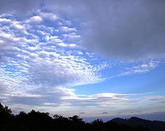无限风光在顶峰——攀登米易县最高峰白坡山游记