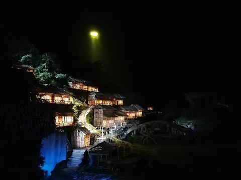天门狐仙峡谷大剧场旅游景点攻略图