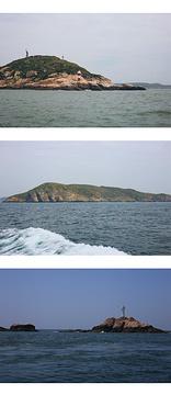 东福山岛旅游景点攻略图