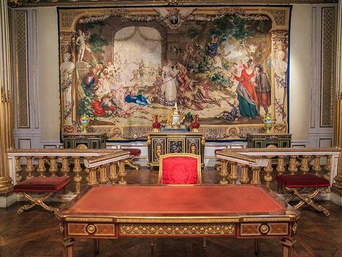 斯德哥尔摩王宫旅游景点图片