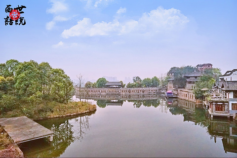 神龙山巴人古堡旅游景点攻略图