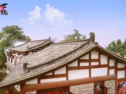 神龙山巴人古堡旅游景点图片