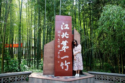 竹洞天风景区旅游景点攻略图