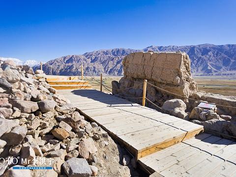 喀什古石头城旅游景点图片