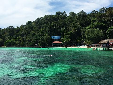 芭雅岛潜水旅游景点图片