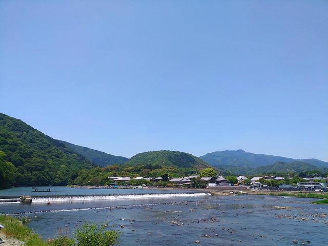 """""""我想说岚山比我想象中的大太多太多了,中午才到景点,真的不够时间游玩。(我这个智商居然活着回来了T_岚山风景区""""的评论图片"""