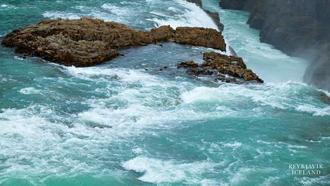 黄金瀑布旅游景点攻略图