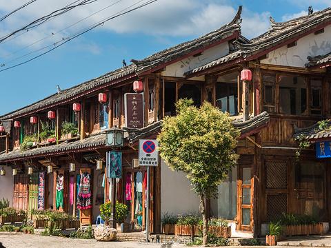 白沙古镇旅游景点图片
