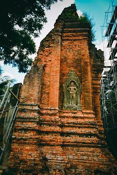 周萨神庙旅游景点攻略图
