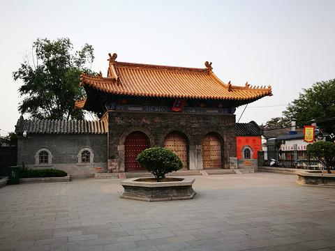 济南府学文庙旅游景点攻略图