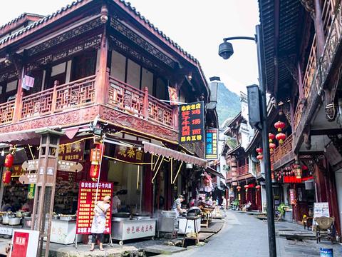 泰安古镇旅游景点图片