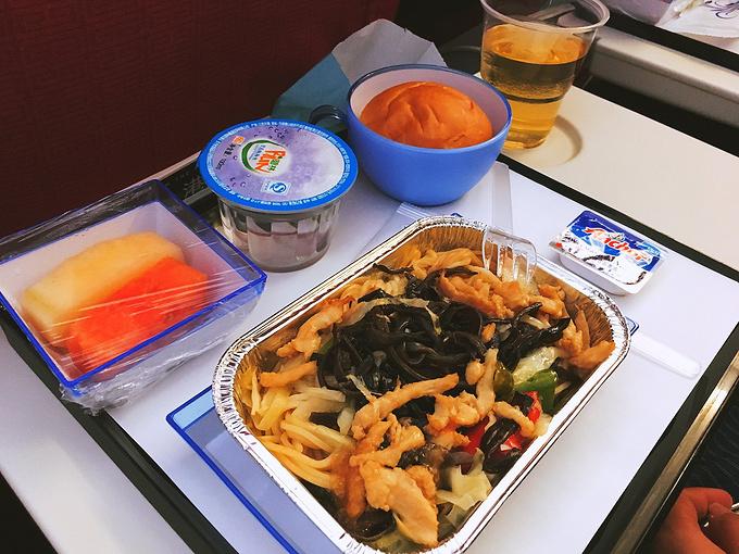 飞机餐图片