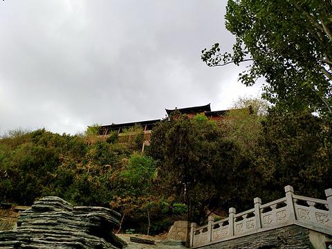 白塔山公园旅游景点攻略图
