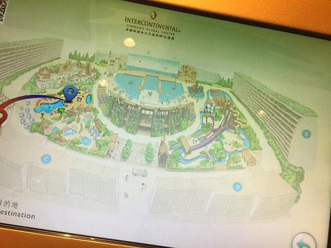 世纪城新国际会展中心旅游景点攻略图