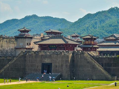 秦王宫景区旅游景点图片