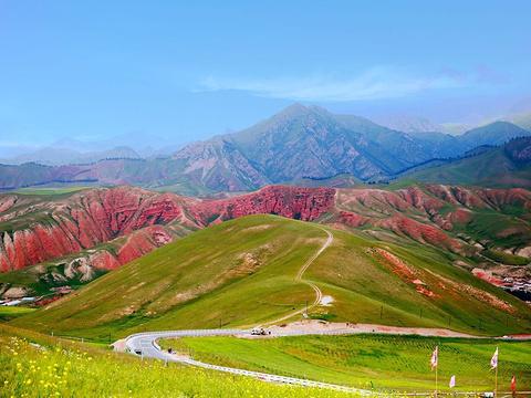 卓尔山旅游景点图片