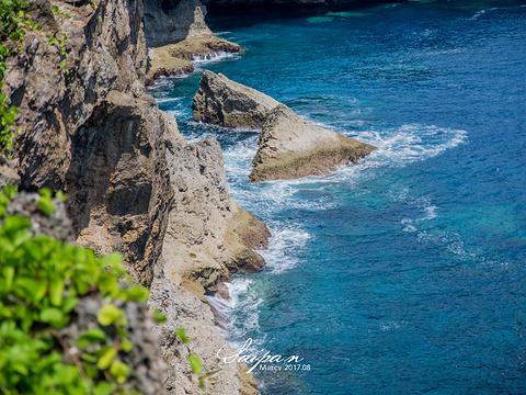 自杀崖旅游景点图片