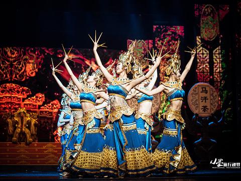 《丽江千古情》演出旅游景点图片