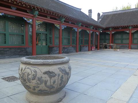 满族博物馆旅游景点攻略图