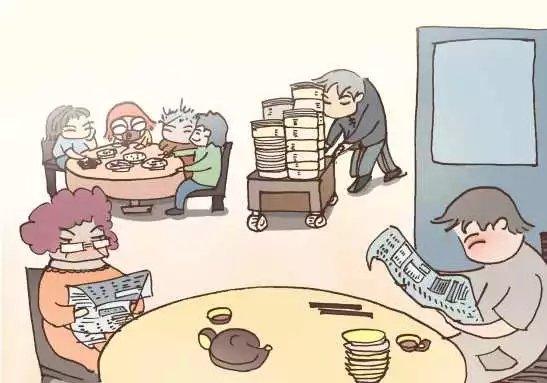 早茶四大天王图片