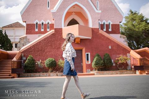 大叻玛丽修道院旅游景点攻略图