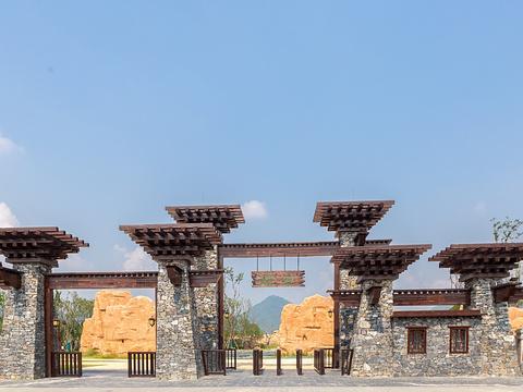 宋城炭河古城旅游景点图片
