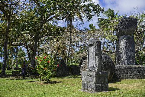 塔加屋遗迹旅游景点攻略图