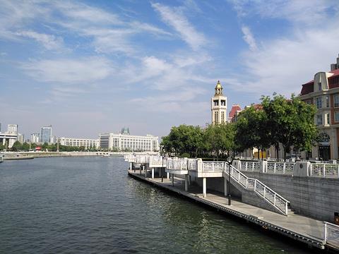 津湾广场的图片